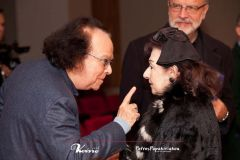 President of the Jury, pianist Cyprien Katsaris, with the Greek eminent pianist Nora Loukidou, member of the Jury.jpg